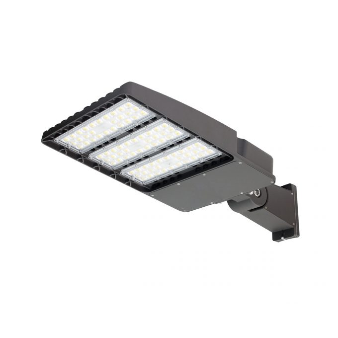 240w led shoebox light