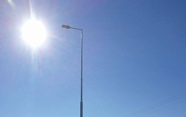 180w led street light project-6