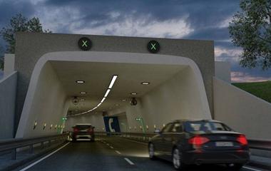 200W LED隧道灯案例-05