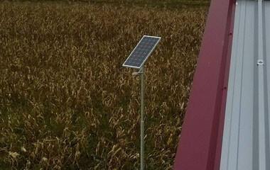 40w solar led street light-3
