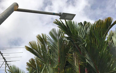 60w led street light project-1