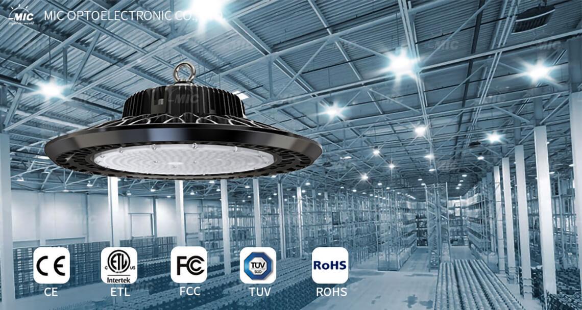 D Series 100w UFO