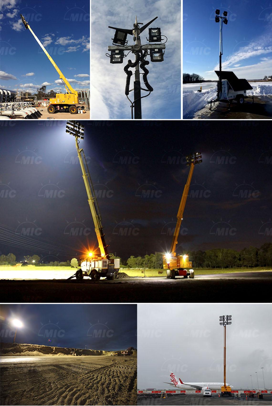 dc24v 70w led flood light project-01