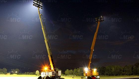 dc24v 70w led flood light project-1