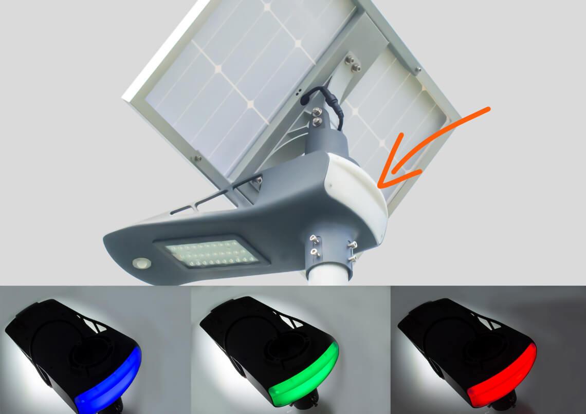 40w LED Solar Street