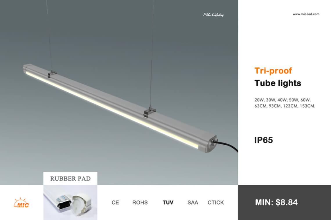 50w Trip roof LED
