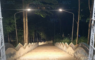 mic led flood light and led street light-4