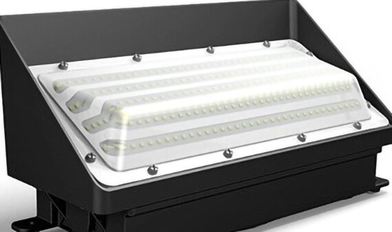 100w Wall Pack LED