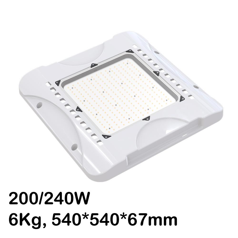 150w led canopy light 5
