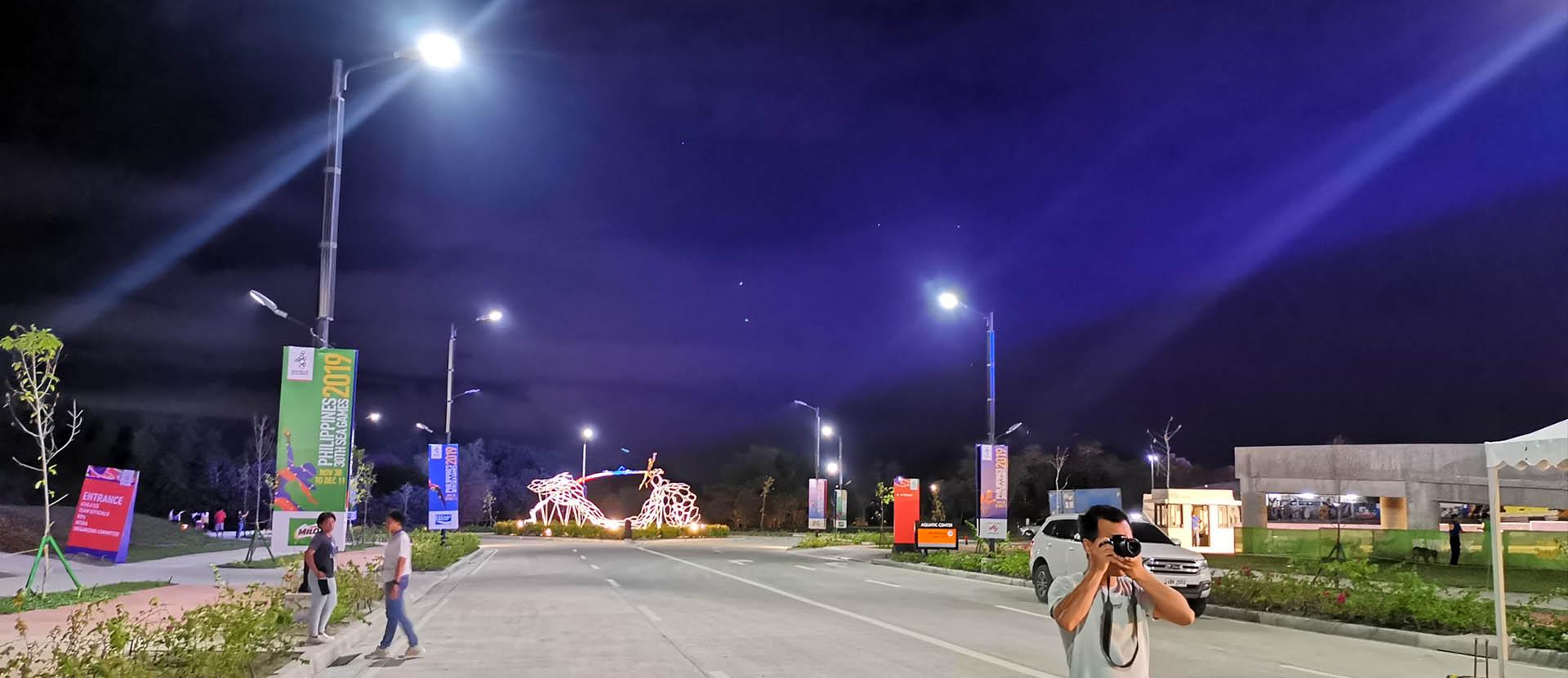 Led CB IECEE street light