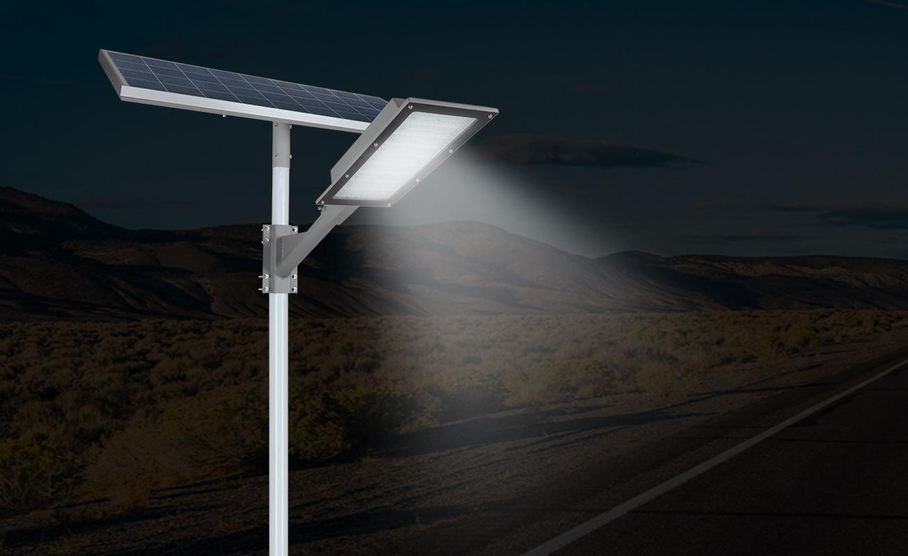 solar street LED light