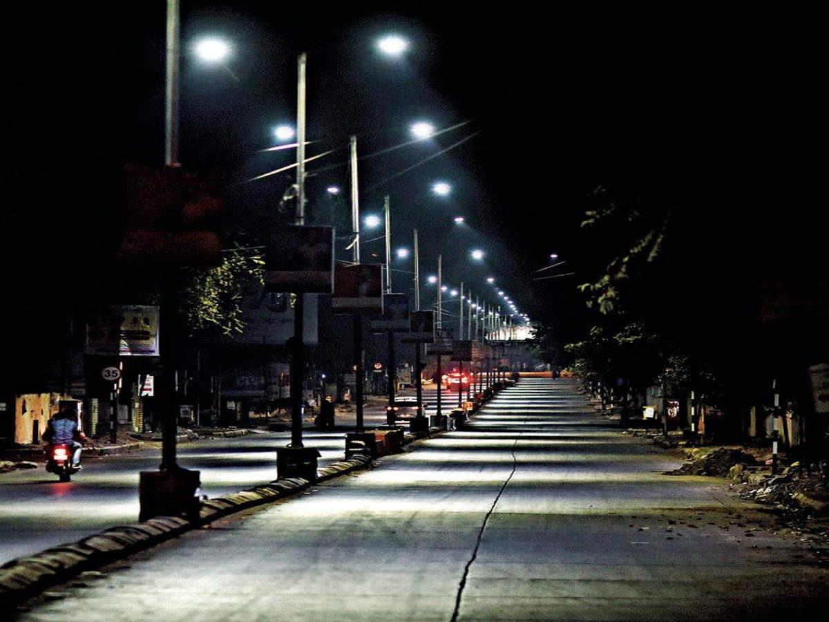 Led street light china