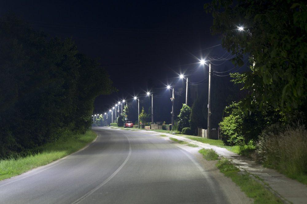 How to make led solar street light