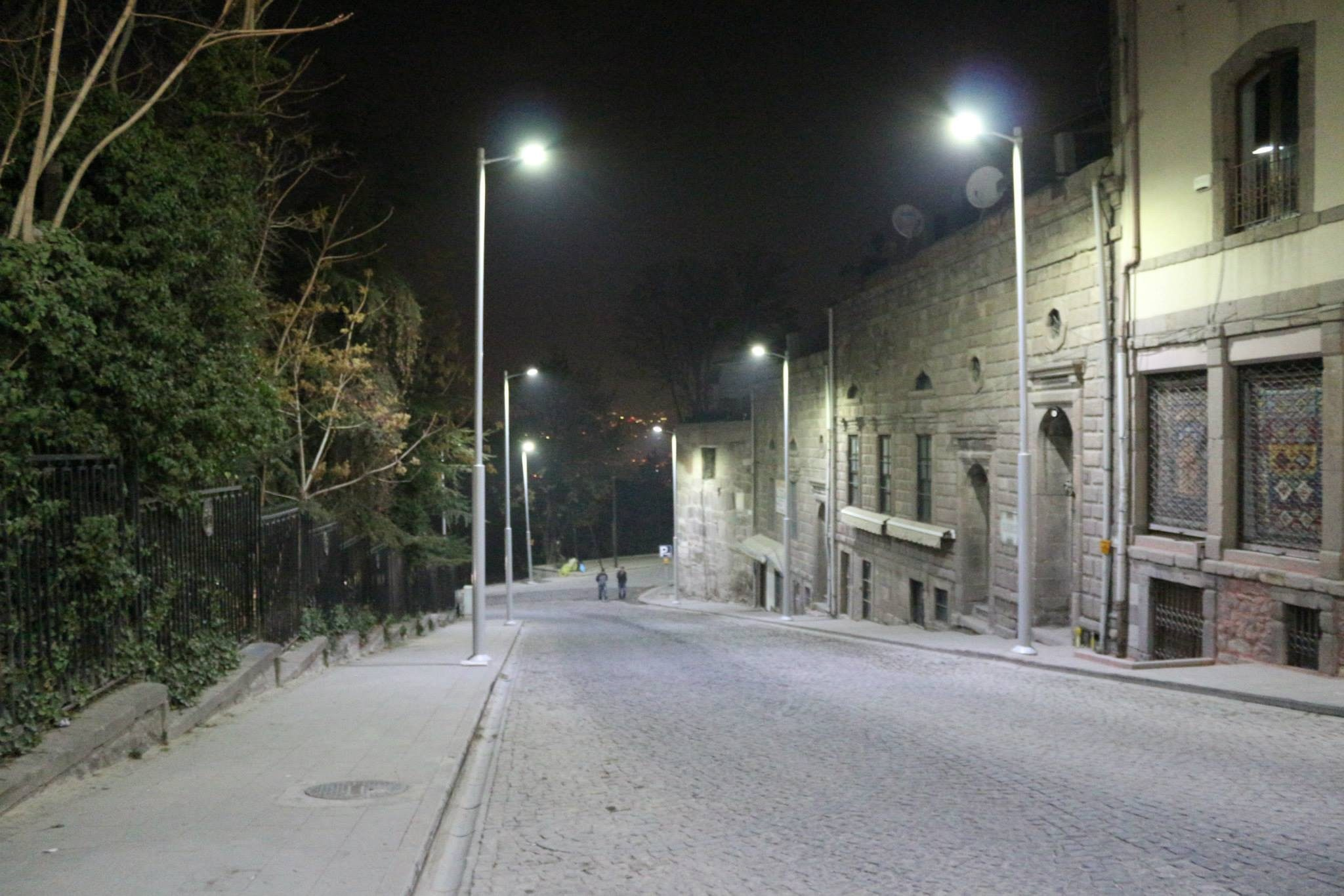 What is led street light
